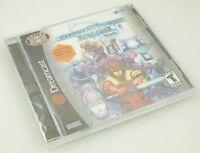 Sega Dreamcast Phantasy Star Online Version 2 ver Brand New Factory Sealed