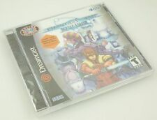Sega Dreamcast Phantasy Star Online Version 2 ver New Factory Sealed DAMAGED