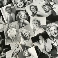 LOTS Bulk 30 pcs Marilyn Monroe Postcard Classic Black White Photos Postcrossing