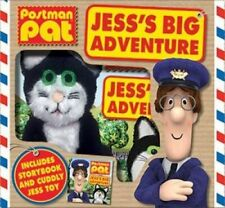 NEW BOX POSTMAN PAT  JESS'S BIG ADVENTURE with PLUSH and BOOK