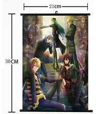 HOT Japan Anime Amnesia Wall Poster Scroll Home Decor Cosplay 627