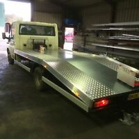 Recovery Beavertail Tilt slide  Transit Sprinter Be Crafter Iveco  Ford