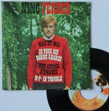 """Vinyle 45T Nino Ferrer  """"Mao et Moa"""""""