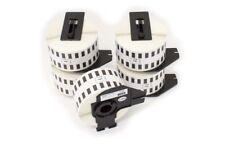 5x Rouleau Etiquettes Standard 38mm 30,48m pour Brother P-touch QL-560