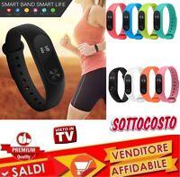 orologio Waterproof SmartWATCH cuore braccialetto Watch Bluetooth Fitness SPORT