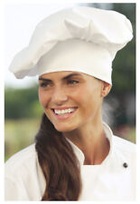 Togue Chef Hats, Adjustable Velcro® Closure, White - 150