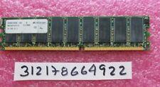 512MB DDR1 DDR  PC3200E  400MHZ  DDR-400 184PIN DIMM ECC UNBUFFERED  32X8 2RX8