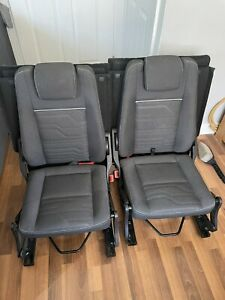 Ford Transit Tourneo Connect 3rd Third Row Rear Single Seats Conversion