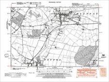 1940-1949 Date Range Antique Europe Ordnance Survey Maps