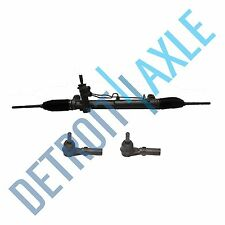 Rack and pinion assembly for 2005 Dodge Magnum 2005 Chrysler 300 W/ outer tierod
