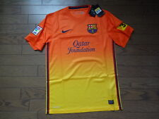 FC Barcelona 100% Original Jersey Shirt S 2012/13 Away Still BNWT NEW