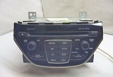 13 2013  Hyundai Genesis Radio Cd Player Mp3 Player 96180-2M117YHG CY001