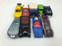 Vintage Lot 9 Hot Wheels Cars Mattel Two Redlines American Hauler + Recent C9