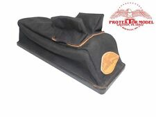 Protektor Model - Empty #55A All Cordura Leather Rabbit Loaf Rear Bag Benchrest