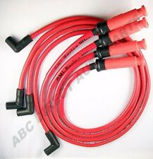 GM 2.2L L4 93-03 High Performance 10 mm Red Spark Plug Wire Set 29189R