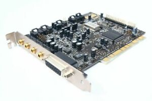 Creative Labs Soundblaster Live! PCI Sound-Card CT4620 PC Audio Card Game Port