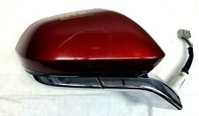 2015 Lincoln MKZ Right Door Side View Mirror red OEM FP5317682DA5DST