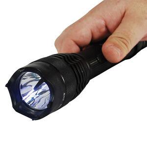 Police style Stun Master Mini Badass Flashlight Stun Gun 85,000,000 volts