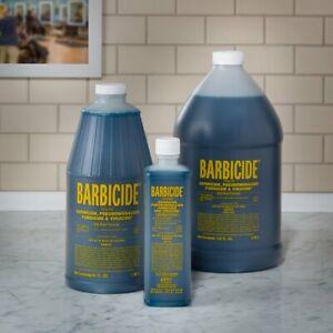 Barbicide Concentrate Solution - Germicide, Pseudomonacide,Fungicide & Virucide