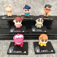 Detective Conan tree set of 6pcs hot figure figures doll toy Decoration