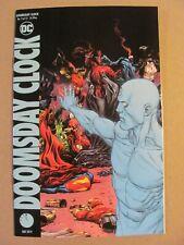 Doomsday Clock #9 DC 2017 Series Watchmen Gary Frank Variant 9.6 Near Mint+