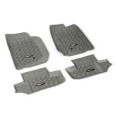 Fußmatten Fußschalen Set 4-teilig schwarz Jeep Wrangler JK 07-18 2Türer 12987.03