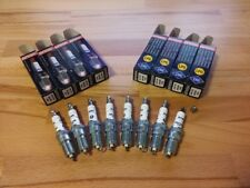 8x CADILLAC SRX V8 4.6i y2003-2009 = Haute Performance Silver UPGRADE BOUGIES