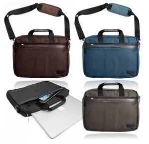 Premium Shoulder Bag Laptop Case Cover with Strap for Apple Macbook Pro & Air