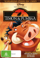 Timon and Pumbaa: Triple Pack (Around the World with / Dining Out / On Holiday)