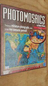 PHOTOMOSAICS by Robert Silvers - 'Earth' - 1000 Piece Jigsaw Puzzle