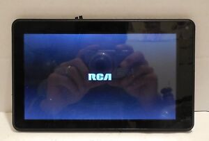 """RCA 7"""" Android Tablet Black Android 4.4 8GB Quad Core Wifi Model RCT6773W22"""