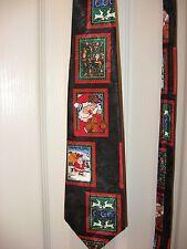 Men's Holiday Necktie - Christmas