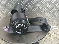 VAUXHALL SEAT BELT REAR ANY SIDE LEFT RIGHT GENUINE ASTRA J MK6 617472300B