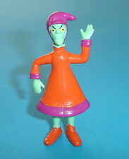 FIGURINE COLLECTION GHOSTBUSTERS FILMATION YOLANDA DOUBLE FACE NEUF