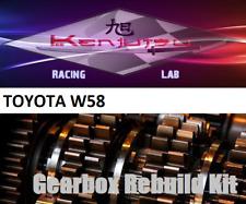 Kenjutsu ROULEMENT BOITE DE VITESSE & Synchro Kit remise à NEUF - Toyota Supra