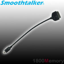 SmoothTalker USB to Apple iPhone 4 4S 3G 3GS Cable Universal Pass Through Cradle