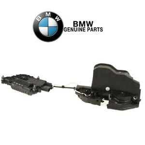 For BMW F01 F02 F10 Front Driver Left Door Lock Mechanism & Motor Actuator OES