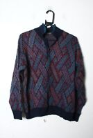 "Vintage St Michaels M&S Mens Retro Cosby Style Knit Jumper Size 48"" (L-002)"