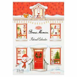 Bonne Maman Advent Calender Jars Christmas Gift