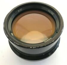 Industar 37 f4.5/300mm lens FOR FKD RUSSIAN WOODEN CAMERA