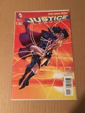 The New 52 - Justice League 12 - NM - First Print - The Kiss