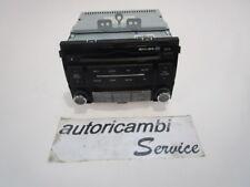 96121-1J250 AUTORADIO CON LETTORE CD HYUNDAI I20 1.1 55KW 6M 5P (2013) RICAMBIO