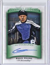 2017 Goodwin Champions Autograph Auto #EH Eddie Huang
