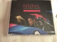 Infernal From Paris To Berlin - CD single