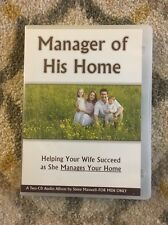 Manager Of His Home By Steve Maxwell (great For Homeschoolers)