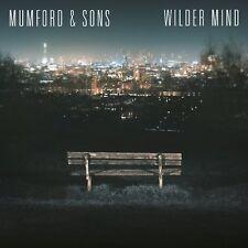 Mumford & Sons   'Wilder Mind'       CD   **Brand New **