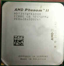 AMD Phenom II X6 1035T HDT35TWFK6DGR 2.6GHz 6-Core AM3 95W CPU Processor Tested