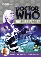 Neuf Doctor Who - The Web Planet DVD