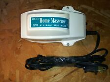 Wahl Home Masseuse Swedish Style Vibrating All Body Hand Massager Model 4450