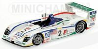 1:43 2005 Le Mans 3rd Place -- #2 Audi R8 -- Team Champion Racing -- Minichamps